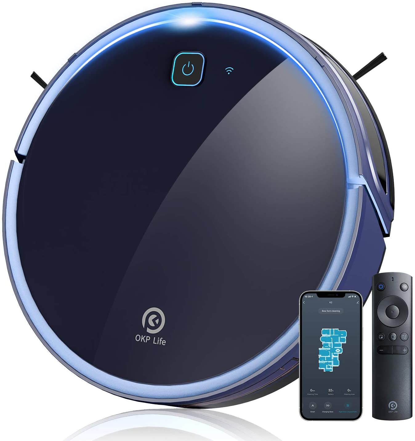 Robot Vacuum Cleaner for $121.99 Shipped! (Reg.Price $299.99)