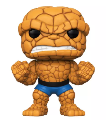 Funko POP Marvel: Fantastic Four 10-inch The Thing for $14.99 + Free Store Pickup! (Reg. Price $29.99)