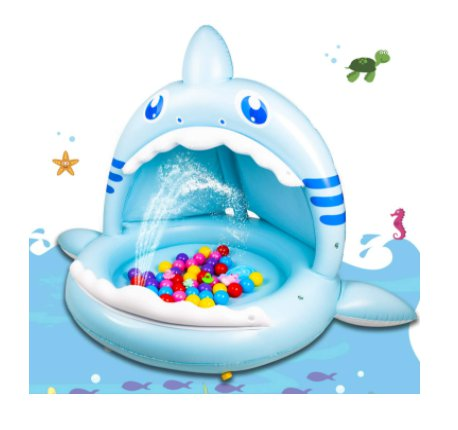 Sprinkle and Splash Play Baby Pool for $19.79 Shipped! (Reg. Price $35.99)