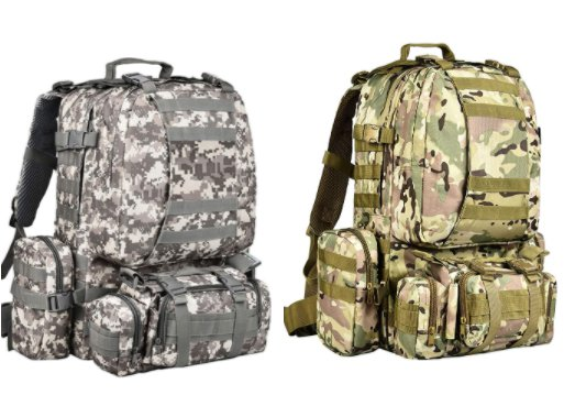 Tactical Backpack for $22.79-$26.39 Shipped! (Reg. Price $37.98-$43.98
