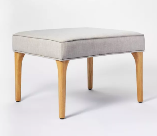 Threshold Cheswold Ottoman for $49.50 + Free Shipping! (Reg. Price $90.00)