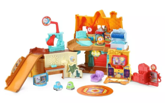 VTech Go! Go! Cory Carson Cory's Stay and Play Home for $14.69 + Free Store Pickup! (Reg. Price $24.49)