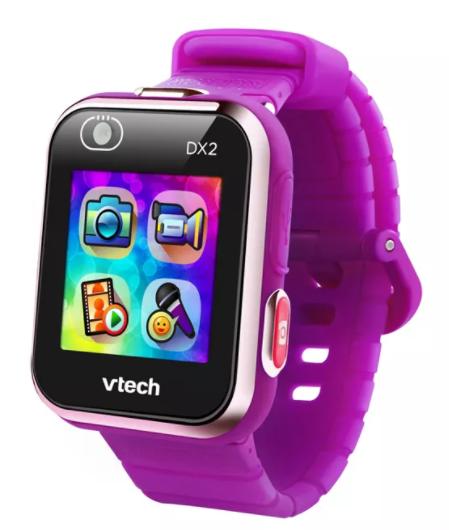 VTech Kidizoom Smartwatch DX2 for $31.99 + Free Store Pickup! (Reg. Price $39.99)