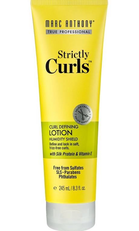 Free 1.69oz. Strictly Curls Defining Lotion