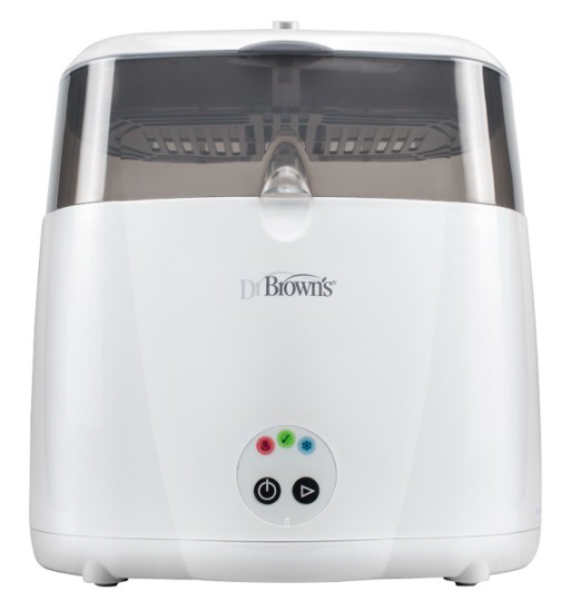 Dr. Brown's Deluxe Baby Bottle Sterilizer for $46.81 + Free Shipping! (Reg. Price $61.91)