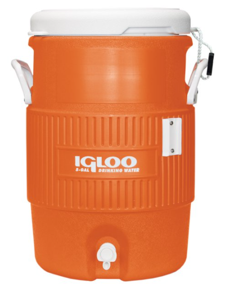 Igloo 5-Gallon Heavy-Duty Beverage Cooler for $21.88 + Free Store Pickup! (Reg. Price $25.00)