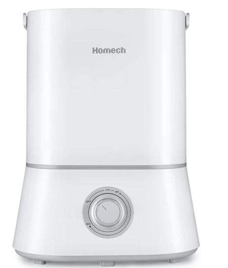 4L QuietHomech Cool Mist Humidifier for $30.99 Shipped! (Reg. Price $39.99)