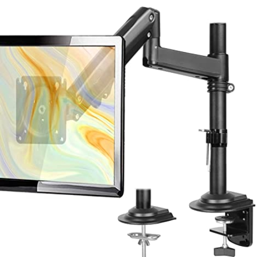 Single Monitor Desk Mount Stand for 22-34 Inch for $18.70 Shipped! (Reg. Price $35.96)