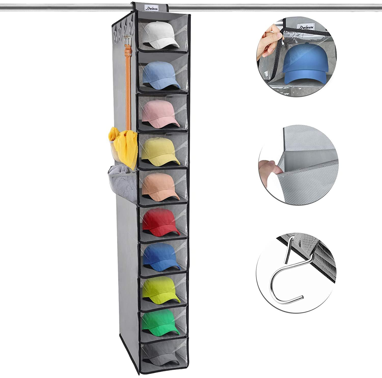 Hat Organizer Rack 10 Shelf for $11.49 Shipped! (Reg. Price $22.99)