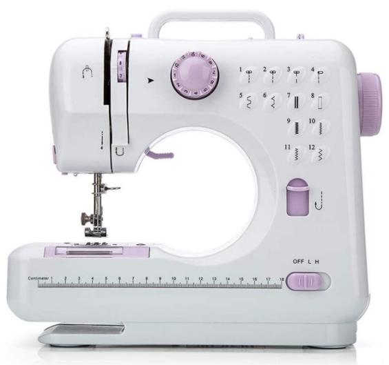 Skonyon 12 Stitches Sewing Machine for $49.95 + Free Shipping! (Reg. Price $79.00)