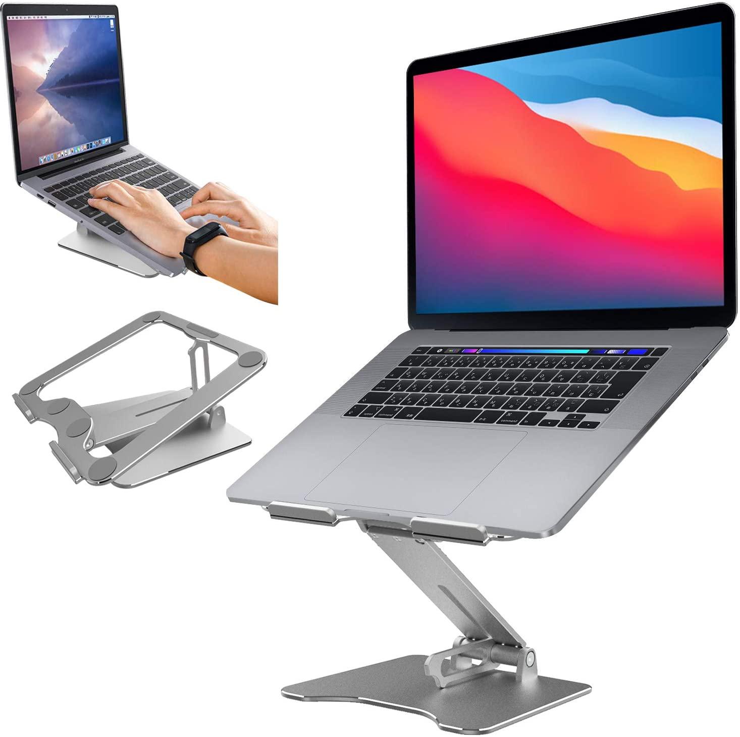 Ergonomic Height Angle Adjustable Computer Laptop Holder for $19.99 Shipped! (Reg.Price $39.99)